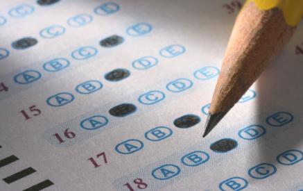 Exam Answer Sheet.