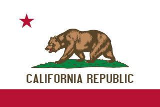 California State Flag.