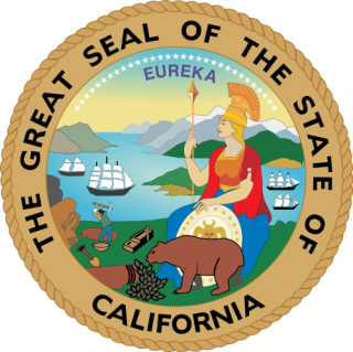 California State Seal.